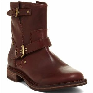 NEW UGG Fabrizia Bootie with Buckles